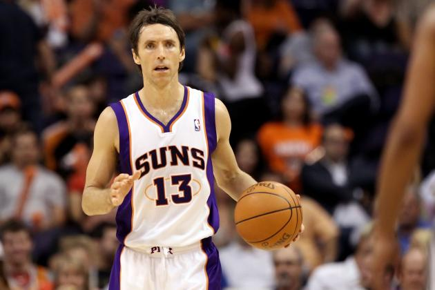 How Steve Nash to L.A. Lakers Extends Kobe Bryant's Title Window