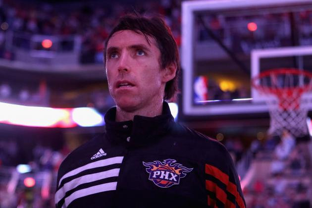 Steve Nash to Lakers: Trade Analysis, Grade and Twitter Reaction