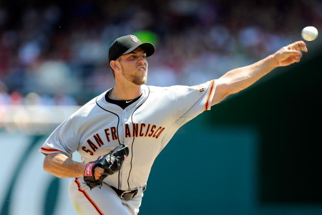 Madison Bumgarner: How the Giants' Young Lefty Can Become a Cy Young Candidate