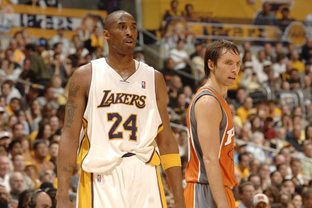 Steve Nash to Lakers: Star PG Makes Lakers Instant Title Contenders