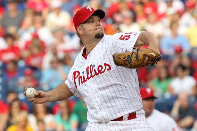 Fantasy Baseball: Should You Add Joe Blanton?