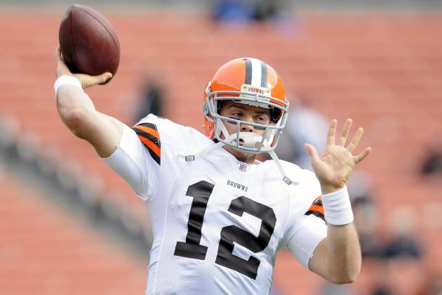 Cleveland Browns: Colt McCoy Wants to Stay with the Browns