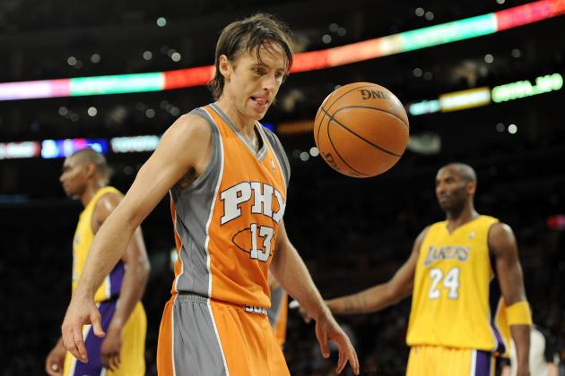 Steve Nash Trade: Los Angeles Lakers Must Now Move Andrew Bynum and Pau Gasol