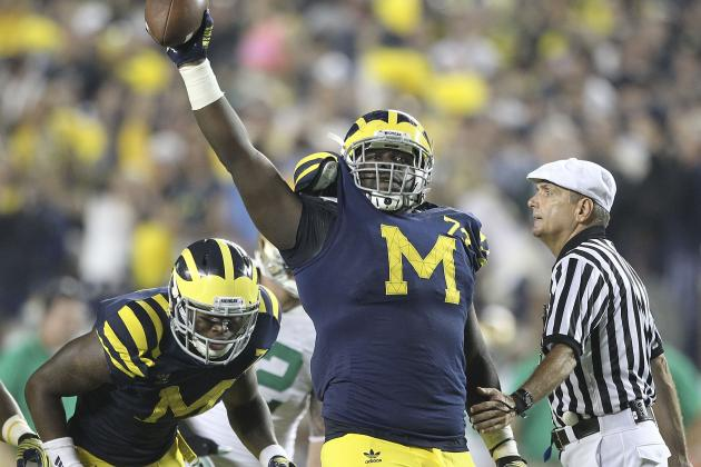Michigan Football: Could Campbell's Troubles Cause Hoke to Play Pipkins Sooner?