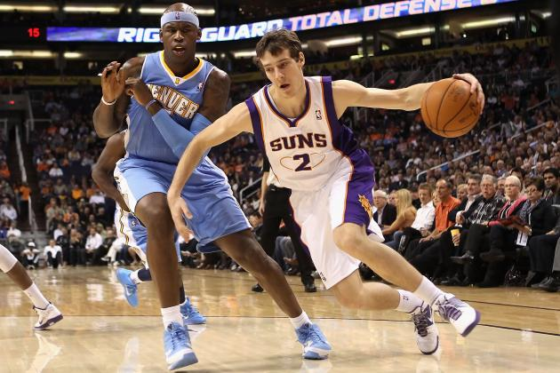 NBA Free Agents 2012: Phoenix Suns Sign Goran Dragic to 4-Year Deal