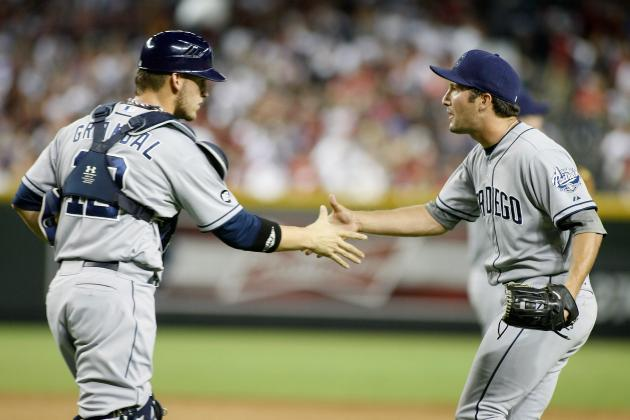 MLB: Yasmani Grandal Brings More Than Home Runs to San Diego Padres