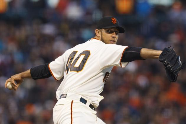 San Francisco Giants vs. Cincinnati Reds Series Rundown, Part 1 of 2