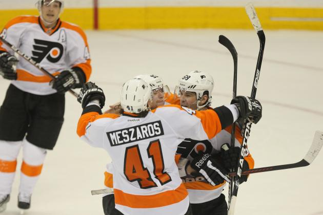 Philadelphia Flyers: Parise and Suter Signing Failures a Blessing in Disguise