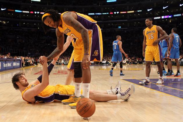 How Steve Nash to the Lakers Can Revitalize Pau Gasol's Career in LA