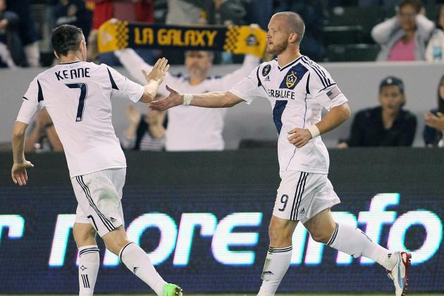 Los Angeles Galaxy vs. Philadelphia Union: Rating the Galaxy Players