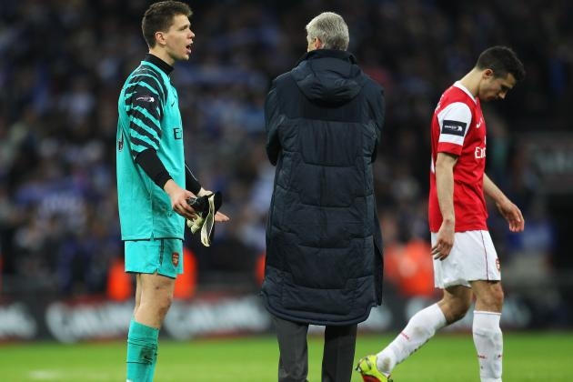 Arsene Wenger Will Face His Toughest Test Yet Without Robin Van Persie