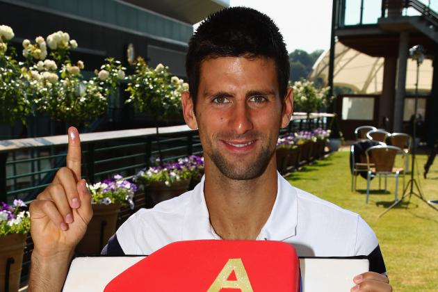 Wimbledon 2012: Post-Tournament Ranking Scenarios for Novak Djokovic and All