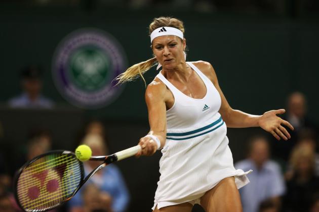 Kerber vs. Radwanska: Score and Highlights from Wimbledon 2012 Women's Semifinal