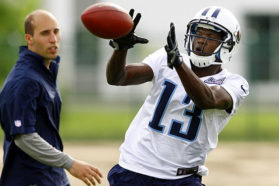 Kendall Wright, Chris Johnson and Tennessee Titans over-Hyped After Minicamps