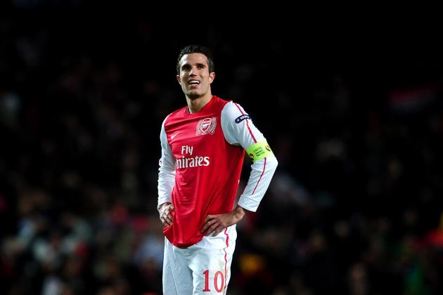 Robin Van Persie Has Done Arsenal No Favours by Going Public