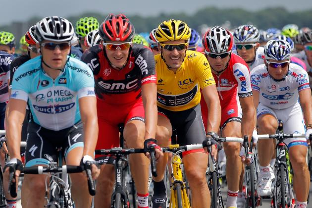 Tour De France 2012: Television Schedule and Times for Stage 5 and Beyond