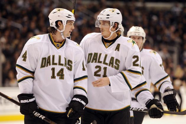 NHL Free Agency 2012: Will Dallas Stars' Jamie Benn Get a Long-Term Deal?