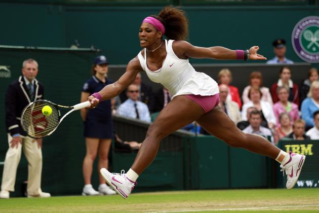Williams vs Azarenka: Score and Highlights from Wimbledon 2012 Women's Semifinal