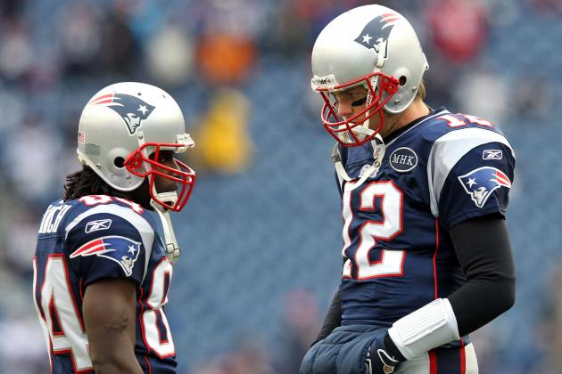 Is Deion Branch Really Expendable for New England Patriots?