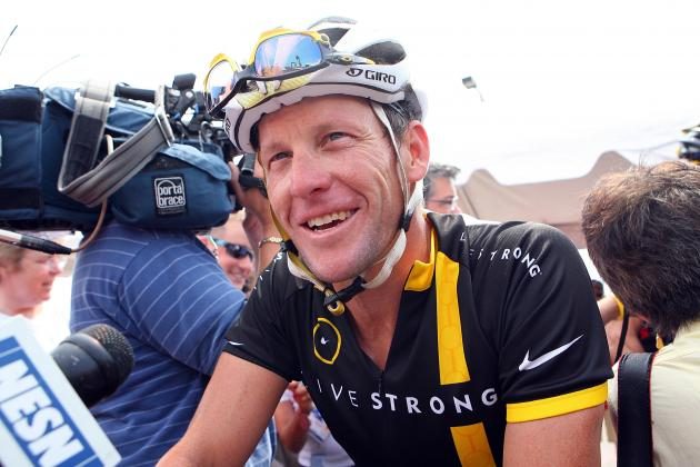 Lance Armstrong Doping Charges to Be Given Extra Weight by Teammate Testimony