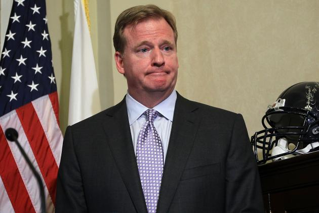 NFLPA Files Lawsuit Against NFL in Bounty Case