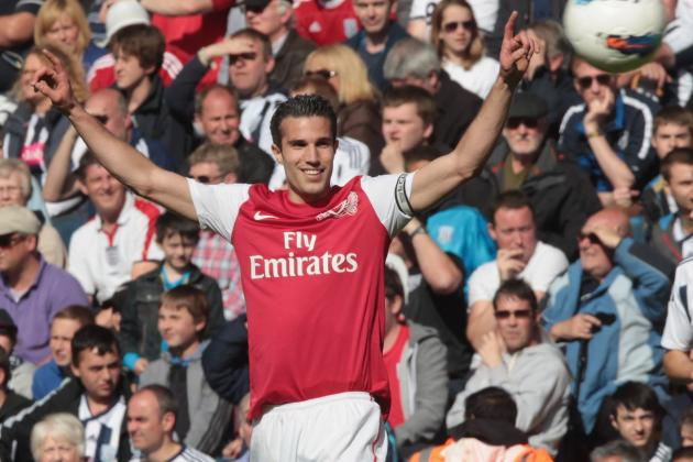 Arsenal FC: Is Robin Van Persie Going About Things the Wrong Way?