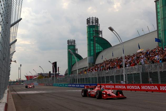 Honda Indy Toronto 2012: Start Time, Lineup, and More