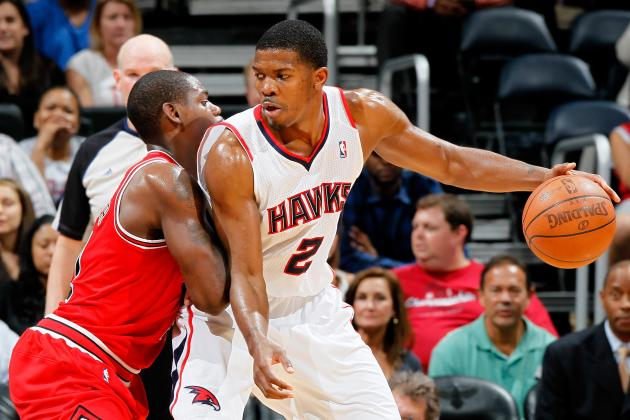 NBA Free Agency 2012: Are Atlanta Hawks Better Off Without Joe Johnson?