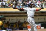 Big Papi Blasts Historic Homer