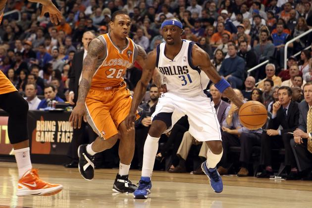 Mavericks, Jason Terry Part Ways