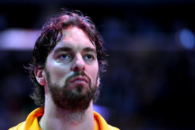 NBA Trade Rumors: Lakers Must Commit Themselves to Keeping Pau Gasol