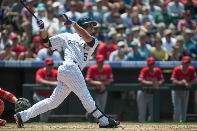 Home Run Derby 2012: Sluggers with No Chance at Winning All-Star Event