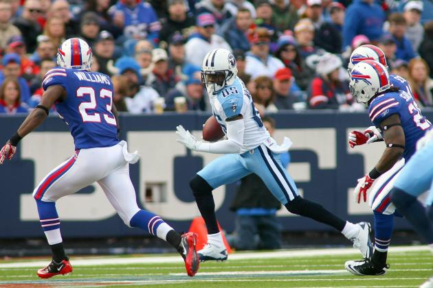 Nate Washington Uses Age to Benefit Tennessee Titans