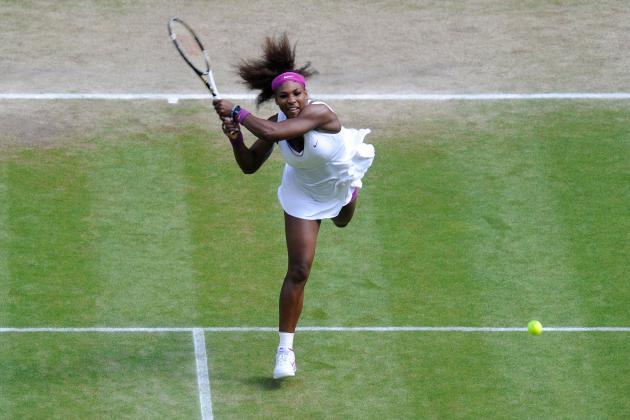 Wimbledon 2012 TV Schedule: Where to Catch Rest of Wimbledon Action