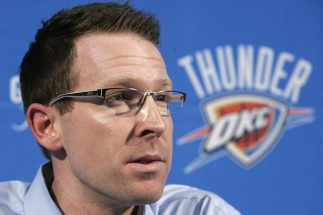 Plenty on Sam Presti's to-Do List