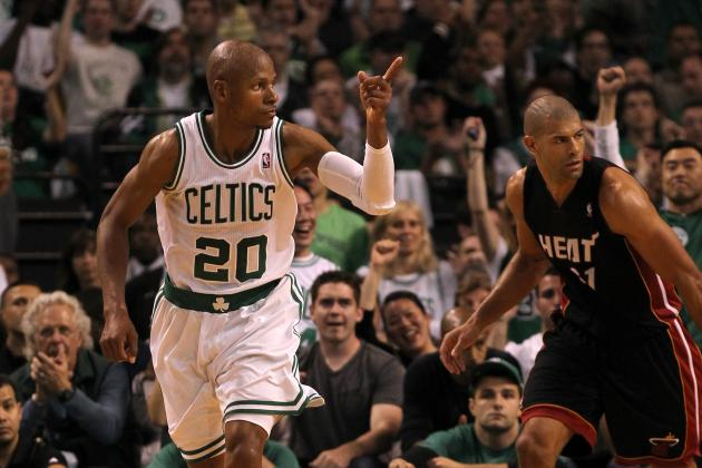 NBA Free Agency 2012: Why Ray Allen Will Sign with the Miami Heat