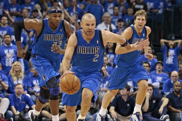 The Mavs Resign Themselves to a Re-Signed Jason Kidd, but Lose out to Knicks