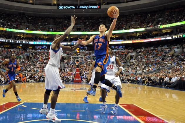 Knicks Rumors: Jeremy Lin Would Be Foolish to Sign Rockets' Offer Sheet