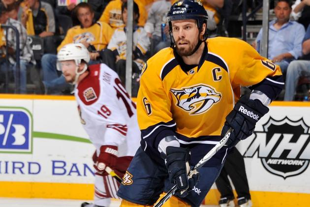 Agent: Shea Weber in State of Disbelief