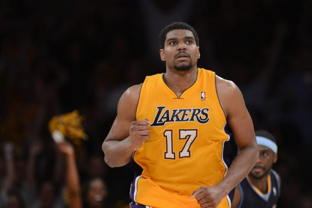 Lakers Rumors: Who Would Give Lake Show Best Title Hopes, Bynum or Howard?