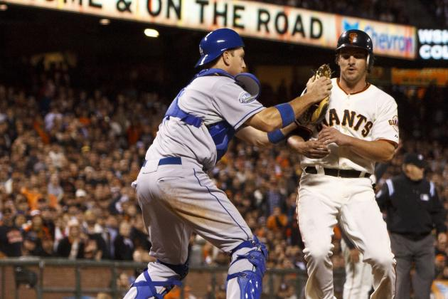 Los Angeles Dodgers and San Francisco Giants Will Make It a Fight to the Finish