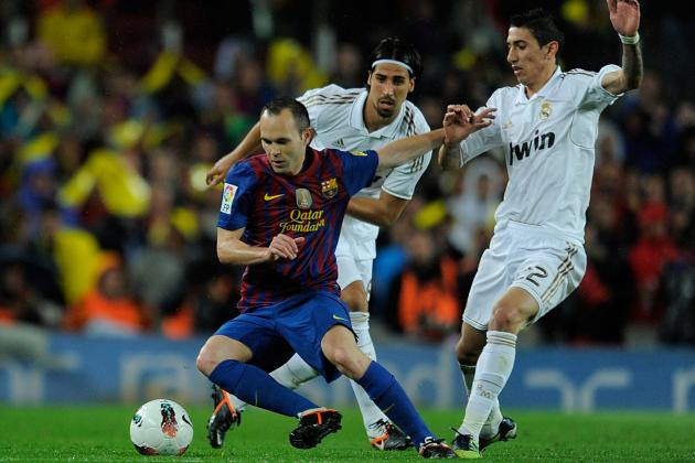 Why Barcelona vs. Real Madrid Will Be Next Season's Champions League Final