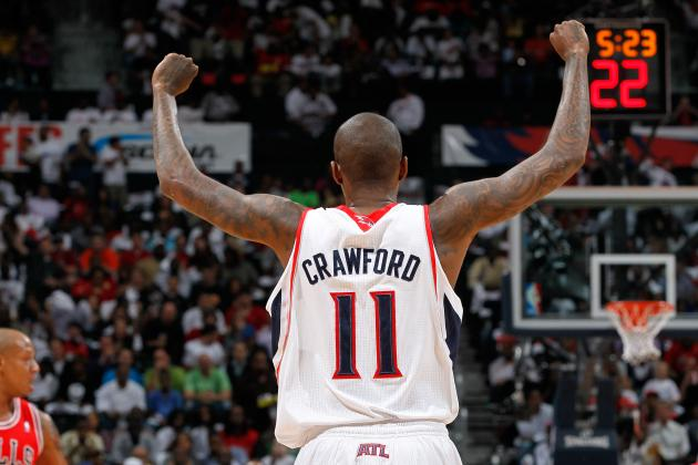 Chauncey Billups, Jamal Crawford Headed to Los Angeles Clippers