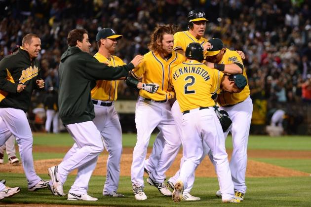 Oakland A's: Coco Crisp Providing Veteran Leadership at Right Time