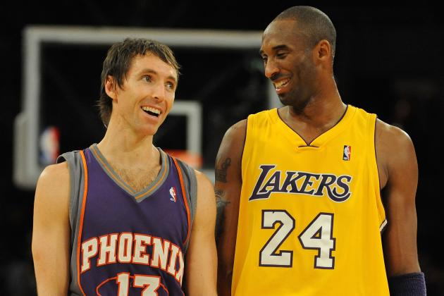 Steve Nash to Los Angeles Lakers: Grading the Trade for Both Sides