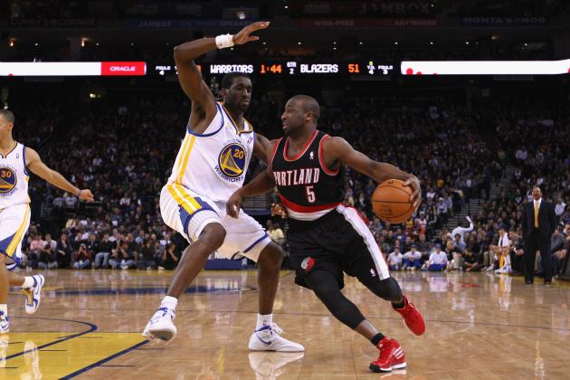 "Report: Knicks ""Committed"" to Sign Trail Blazers' Raymond Felton"