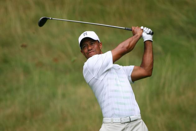Greenbrier Classic 2012: Tiger Woods and Stars Who Must Make Moves on Friday