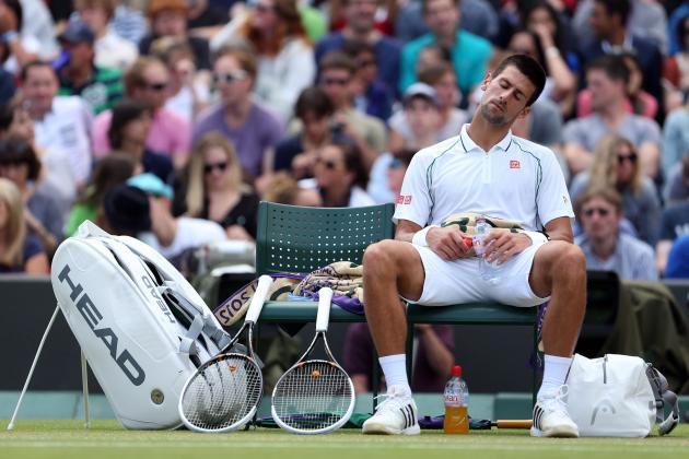Wimbledon 2012 Live: Online Listing for Men's Semifinal
