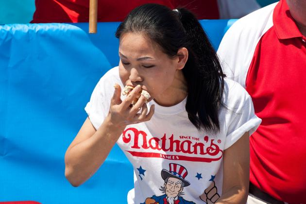 Nathan's Hot Dog Eating Contest 2012: Why Sonya Thomas Will Three-Peat in 2013