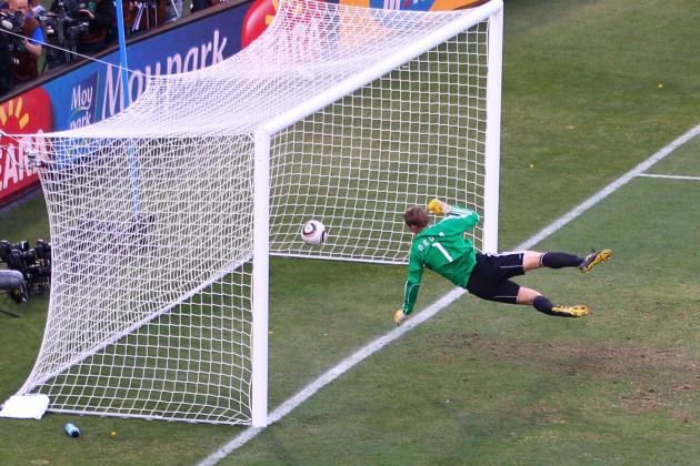 World Football: How Will Goal-Line Technology Work?